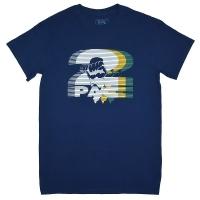 2PAC Tupac Fist Tシャツ