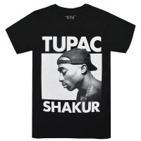 2PAC Tupac Eyes Closed Tシャツ