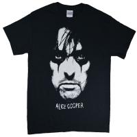 ALICE COOPER Big Face Tシャツ