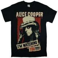 ALICE COOPER I'm Watching You !!!!! Tシャツ