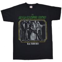 ALICE COOPER Tour 1971 Tシャツ