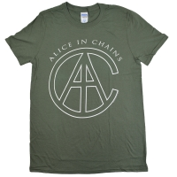ALICE IN CHAINS Aic Rocks Tシャツ