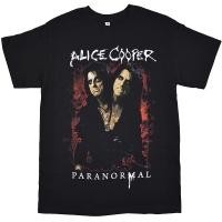 ALICE COOPER Paranormal Splatter Tシャツ