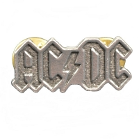 AC/DC Logo ピンバッジ