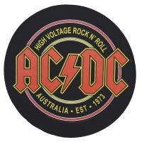 AC/DC High Voltage Rock 'N' Roll バックパッチ