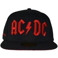 AC/DC Logo スナップバックキャップ
