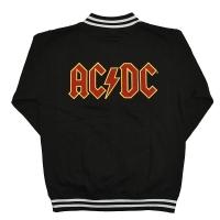AC/DC Classic Logo バーシティジャケット