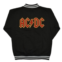 AC/DC Classic Logo Varsity スタジャン