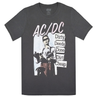 AC/DC Dirty Deeds Done Dirt Cheap Tシャツ