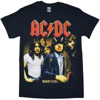 AC/DC Highway To Hell Tシャツ