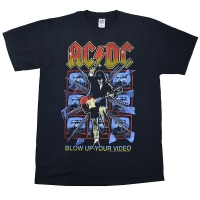 AC/DC Blow Up Your Video Tシャツ 2