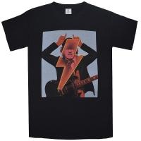 AC/DC Angus Finger Horns Tシャツ