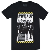 AC/DC PWR UP Poster Tシャツ