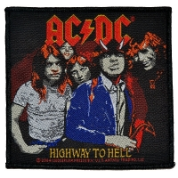 AC/DC Highway To Hell Patch ワッペン