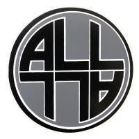 ALL Circle Logo ステッカー