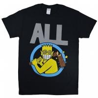 ALL Allroy Broken Bat Tシャツ