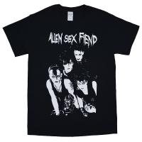 ALIEN SEX FIEND Band Photo Tシャツ