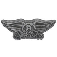 AEROSMITH Wings Logo ピンバッジ
