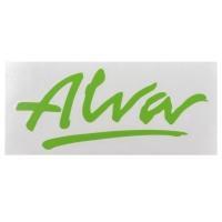 ALVA '77 OG Logo デカール ステッカー GREEN