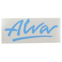 ALVA '77 OG Logo デカール ステッカー SAX
