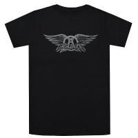 AEROSMITH Vintage Logo Tシャツ
