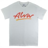 ALVA '77 OG Logo Tシャツ WHITE
