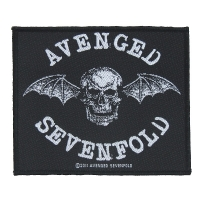 AVENGED SEVENFOLD Death Bat Patch ワッペン