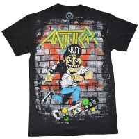 ANTHRAX Skater Guy Tシャツ
