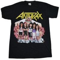 ANTHRAX Euphoria Group Tシャツ