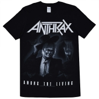 ANTHRAX Among The Living Tシャツ