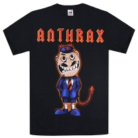 ANTHRAX Tnt Cover Tシャツ