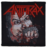 ANTHRAX Fistful Of Metal Patch ワッペン