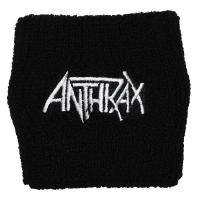 ANTHRAX Logo リストバンド