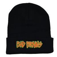 BAD BRAINS Logo ニット帽