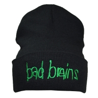 BAD BRAINS Logo ニット帽 2