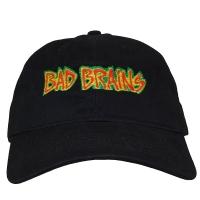 BAD BRAINS Logo DAD ベースボールキャップ