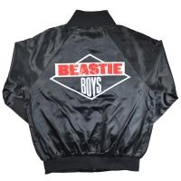 BEASTIE BOYS Rhombus Logo サテンジャケット