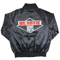 B品 BEASTIE BOYS Rhombus Logo サテンジャケット