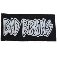 BAD BRAINS LOGO 布パッチ PATCH