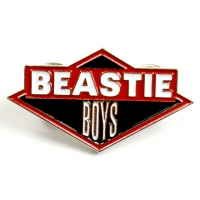 BEASTIE BOYS Classic Logo ピンバッジ