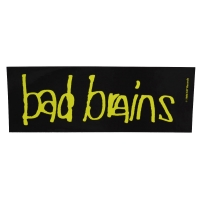 BAD BRAINS Logo ステッカー