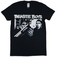 BEASTIE BOYS Boombox Tシャツ BLACK