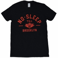 B品 BEASTIE BOYS No Sleep Till Brooklyn Tシャツ