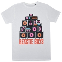BEASTIE BOYS Tape Tシャツ