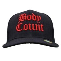 BODY COUNT Logo ベースボールキャップ