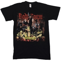 BODY COUNT Manslaughter Tシャツ