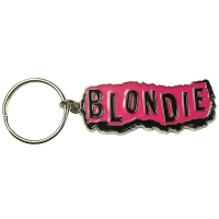 BLONDIE Punk Logo キーホルダー