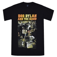 BOB DYLAN And The Band The Basement Tapes Tシャツ