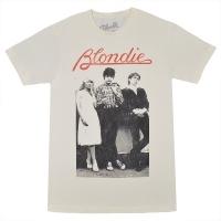 BLONDIE Wallflowers Logo Tシャツ