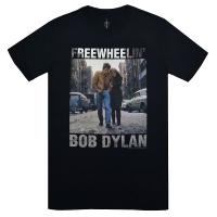 BOB DYLAN Freewheelin Tシャツ 2